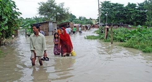 Népal : au moins 40 morts dans des pluies torrentielles