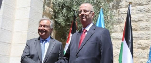 Pas de plan B à la place de la solution à deux Etats israélien et palestinien