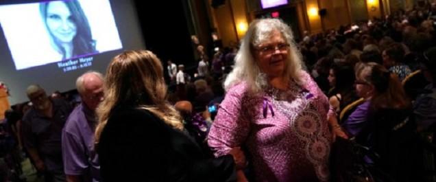 La mère de la victime de Charlottesville refuse de parler à Trump