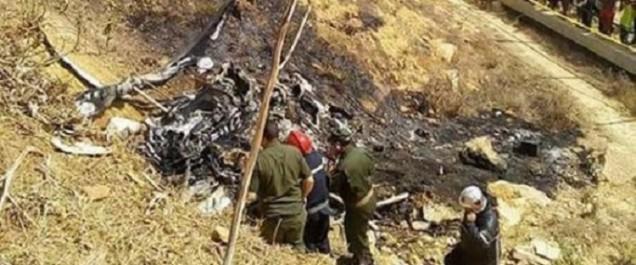 Crash d'un hélicoptère à Alger: L'alimentation électrique risque d'être perturbée à Douéra