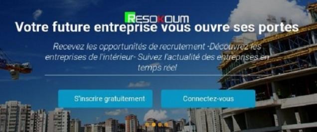 Resokoum, nouveau réseau social professionnel 100% algérien et gratuit