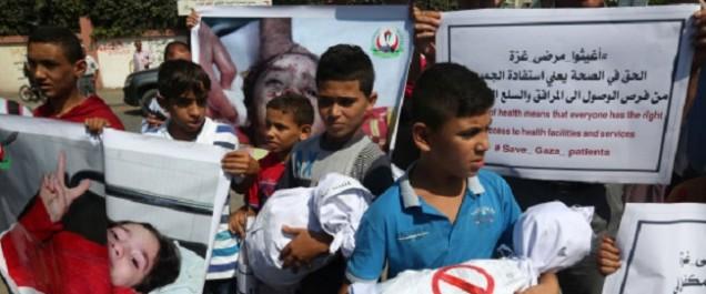Gaza: Guterres appelle à lever les blocus face à la crise humanitaire