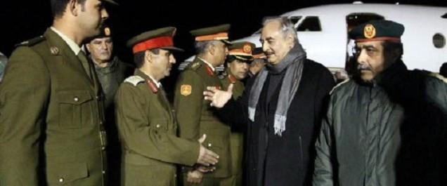 Libye: Haftar à Moscou, la Russie tente de réconcilier les parties en conflits