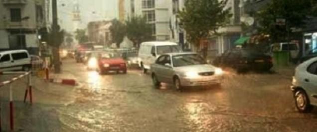 Prévention du risque d'inondations en prévision des premiers orages de fin d'été