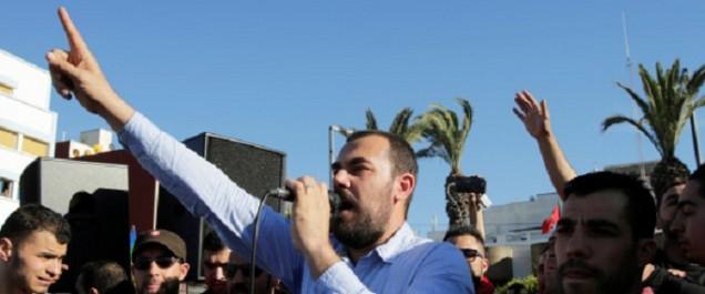 Nasser Zefzafi risque la peine de mort si les accusations du parquet sont maintenues, selon Me Ziane
