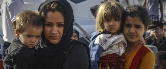 Syrie: 600.000 personnes sont rentrées chez elles depuis le début de l'année