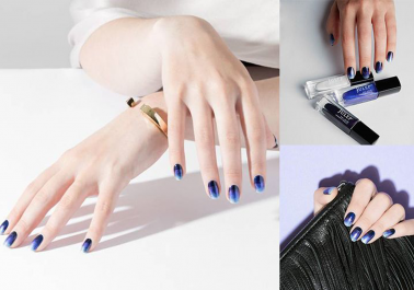 Comment réaliser un joli Nail-art Ombré?