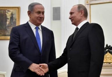 Netanyahou va rencontrer Poutine pour discuter de «l'évolution récente» de la situation en Syrie