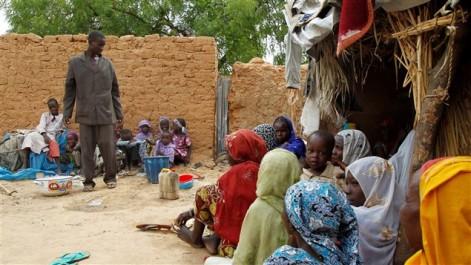 Nigeria : près de 2 millions de personnes poussées à fuir les violences de Boko Haram