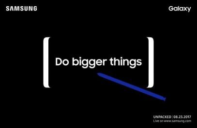 Samsung Galaxy Note 8 : Fiche technique complète !