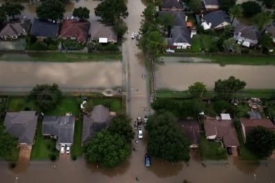 Ces photos montrent la véritable catastrophe des inondations de Houston
