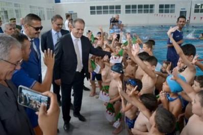 Ould-Ali loue la qualité des prestations assurée au niveau des colonies de vacances
