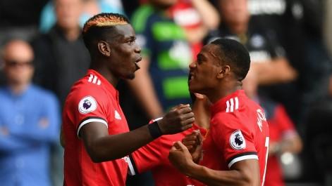 Man United : Martial voit un de ses coéquipiers Ballon d'Or