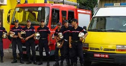 Protection civile : Formation des pompiers en management de crise