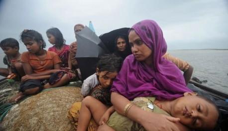 Dix sept  Rohingyas ont péri dans le naufrage de leur bateau au Bangladesh