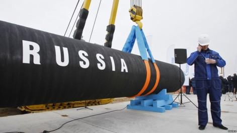 Les Etats-Unis et la Russie rivaux sur le marché européen du gaz