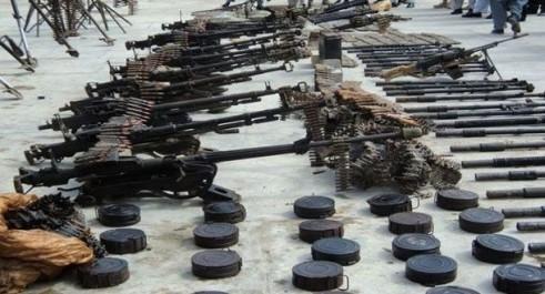 Encore un arsenal saisi à la frontière Algéro-Malienne : Les mystérieuses armes du désert