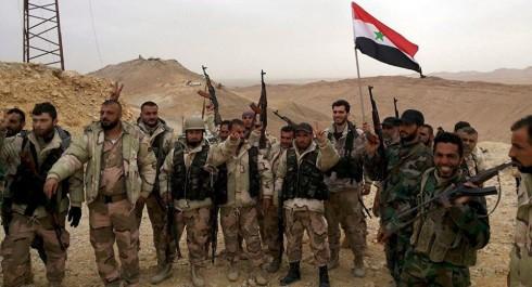 L'armée syrienne élimine 80 terroristes de Daech à Homs