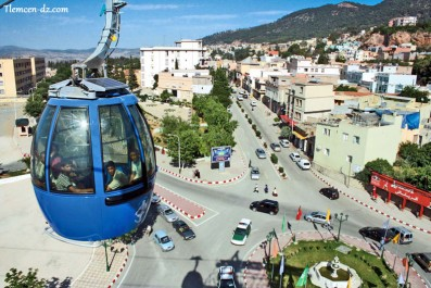 Algérie:Le téléphérique de Tlemcen de nouveau opérationnel dans cinq mois