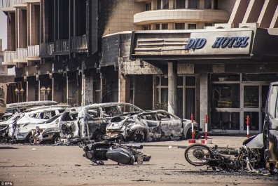 L'Algérie exprime sa solidarité avec le Burkina-Faso suite à l'attaque terroriste de Ouagadougou