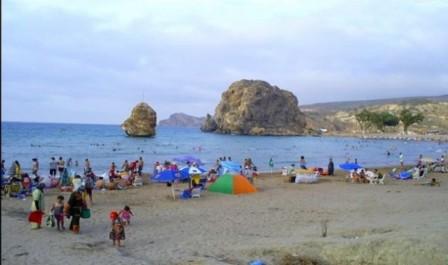 Tlemcen: près de 2.140.000 estivants ont visité les plages autorisées en juillet