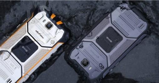 Ulefone annonce le Armor 2, un smartphone très solide avec 6 Go de RAM!