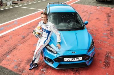 Ford : L'Ovale Bleu défie les joueurs de Forza avec un pilote de course professionnel
