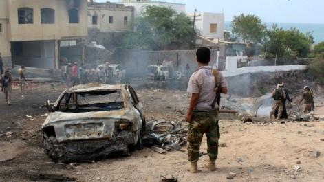 Attentat suicide à la voiture piégée dans le sud du Yémen