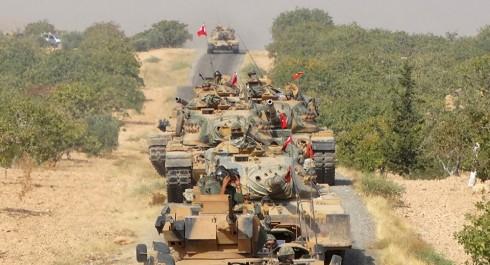 La Turquie entame des manoeuvres militaires à la frontière avec l'Irak