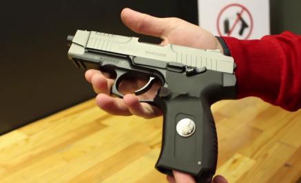 kalachnikov dévoile son nouveau pistolet PL-15K (Vidéo)