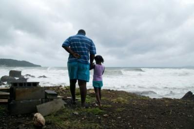 L'ouragan Maria a dévasté la Dominique et menace la Guadeloupe