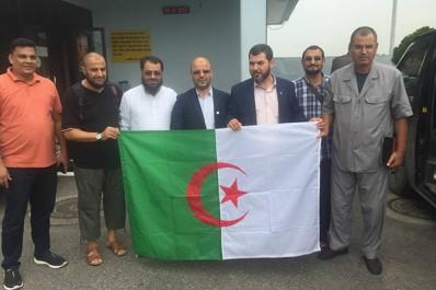 Le premier convoi humanitaire algérien est arrivé en Birmanie