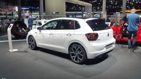 Salon de Frankfurt 2017-Live : Première mondiale pour la Volkswagen Polo GTI
