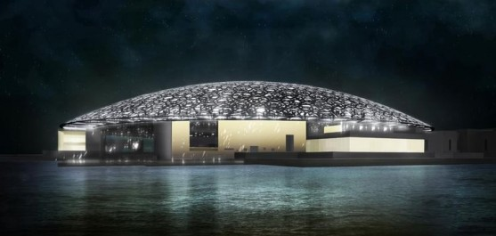Le concept du célèbre musée du Louvre «délocalisé» à Abou Dhabi
