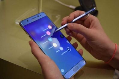 Samsung annonce un record de précommandes pour le Galaxy Note 8
