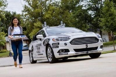 Voitures autonomes : Demain, vos pizzas pourraient être livrées par des véhicules autonomes Ford (Vidéo)
