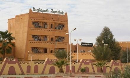 Université de Ghardaïa: Ouverture d'une nouvelle filière en énergies renouvelables et environnement