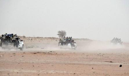 16 migrants retrouvés morts dans le désert libyen