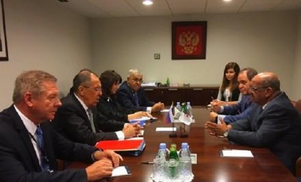 ONU: intense activité diplomatique de Messahel à New York