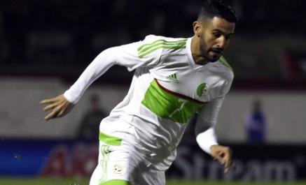 Equipe nationale: Zetchi veut écarter Riyad Mahrez, Alcaraz s'oppose