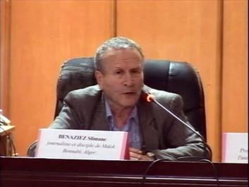 Journaliste de talent : Slimane Benaziez nous quitte