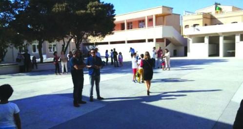 Première rentrée historique à la nouvelle école française d'Oran