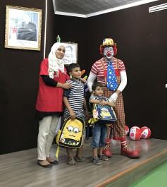 Opération de solidarité en direction des orphelins: LG partenaire du succès