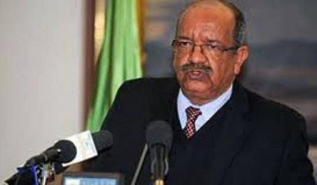 Messahel reçu à Niamey par le président nigérien