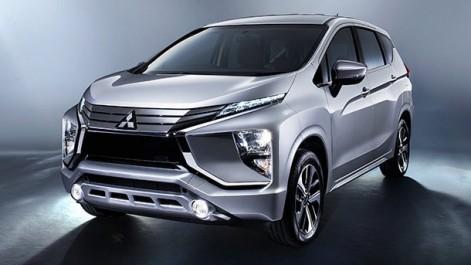 Mitsubishi Xpander Entre le monospace et le SUV