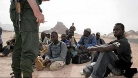 33 immigrants clandestins appréhendés à Adrar, Naâma et El Oued: La fin de la récréation