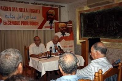 Élections locales:  Le Dr Mansouri candidat à Béjaïa