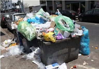 Valorisation des déchets:  Un trésor dans votre poubelle