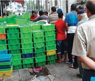 Bouira: Et revoilà La crise du lait