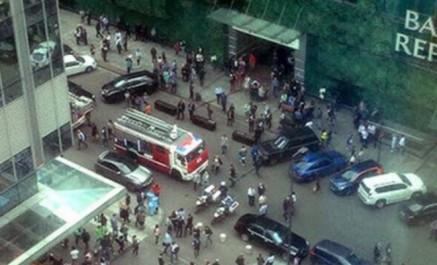 Russie : Des fausses alertes à la bombe